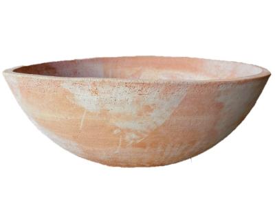 Ciotola Liscia - Schlichte Terracotta-Schale