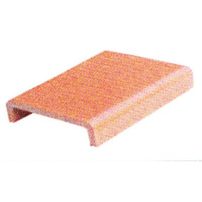 Stratos - Terracotta-Handlauf quadratisch