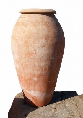 Anfora angiolina - Hohe Terracotta-Amphore