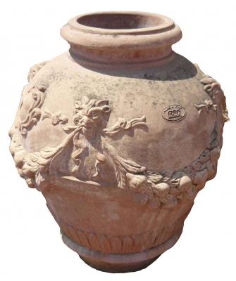 Orcio ghirlanda 60 - Ölkrug mit Girlande