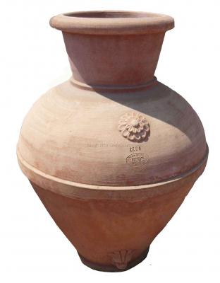 Orcio 70 - Terracotta-Krug