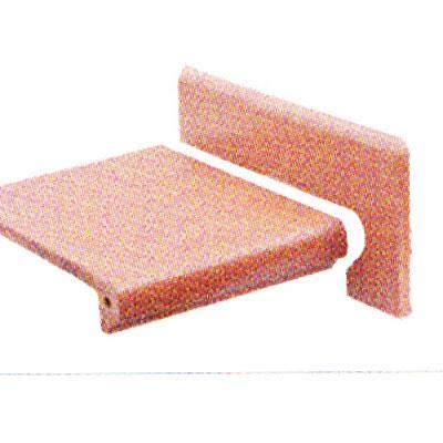 Stratos - Terracotta-Stufensockel