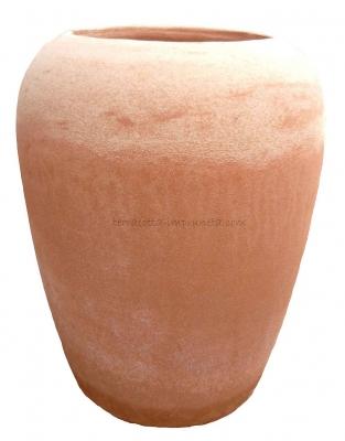 Vaso portaombrello - Terracotta-Schirmständer