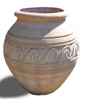 Orcio grecca - Griechisches Ölfass