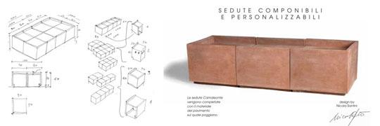 term hlen terracotta impruneta terracotta gartenm bel. Black Bedroom Furniture Sets. Home Design Ideas