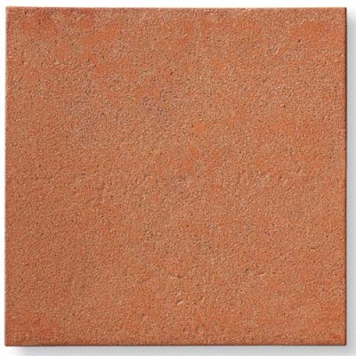 Cotto Brolio - Quadratische Terracotta-Fliese