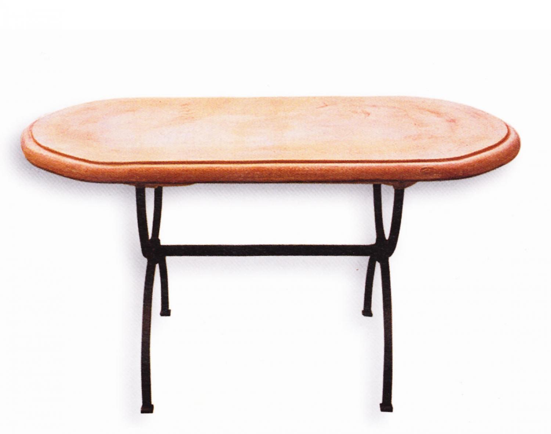 term hlen terracotta impruneta grosser ovaler terracotta tisch. Black Bedroom Furniture Sets. Home Design Ideas